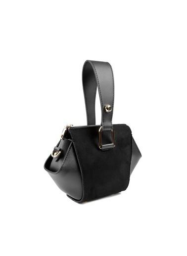 EOZ- Wera polo çanta Çanta Siyah